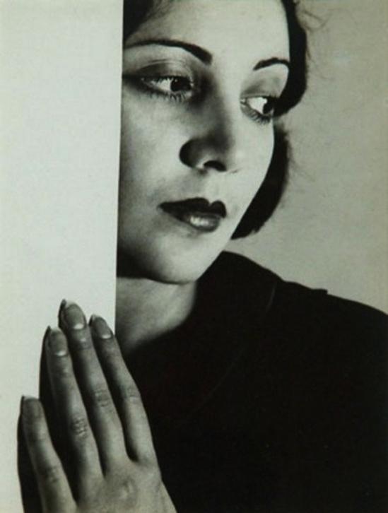Florence Henri portrait de femme, 1931