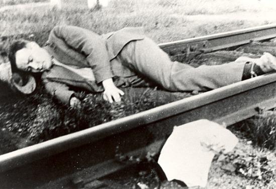 René Magritte- La belle journeée(The Beautifull Journey) , Lessines, August 1933, La Fidélité des Images