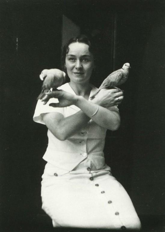 René Magritte-La fidélité des images- Le rendez-vous, georgette magritte, Bruxelles, 1938_