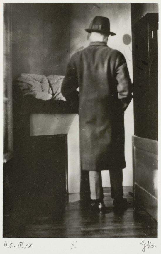 René Magritte-La mort des fantômes , 1928
