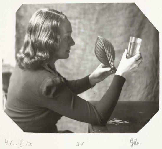 René Magritte- La Reine Sémiramis, 1947 La Fidélité des Images