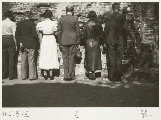 René Magritte-Le Jugement Dernier , 1935 La Fidélité des Images