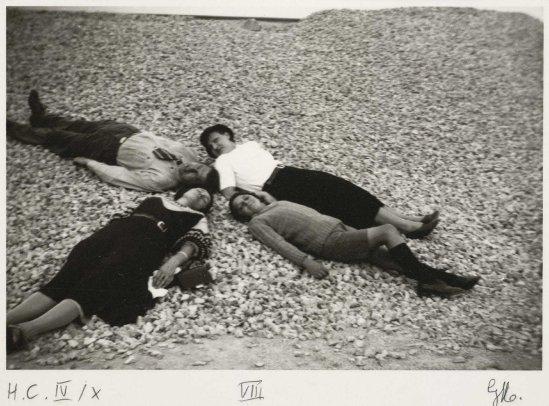 René Magritte- L'etoile de pierre, 1935 La Fidélité des Images