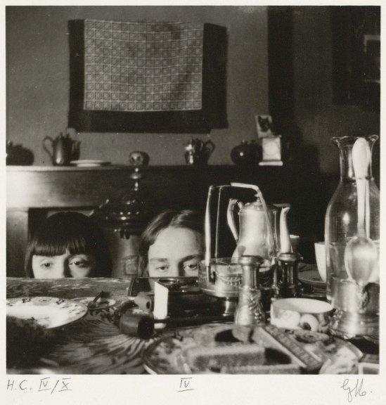 René MagritteLes Voyantes (The Clairvoyants), La Fidélité des Images, 1930