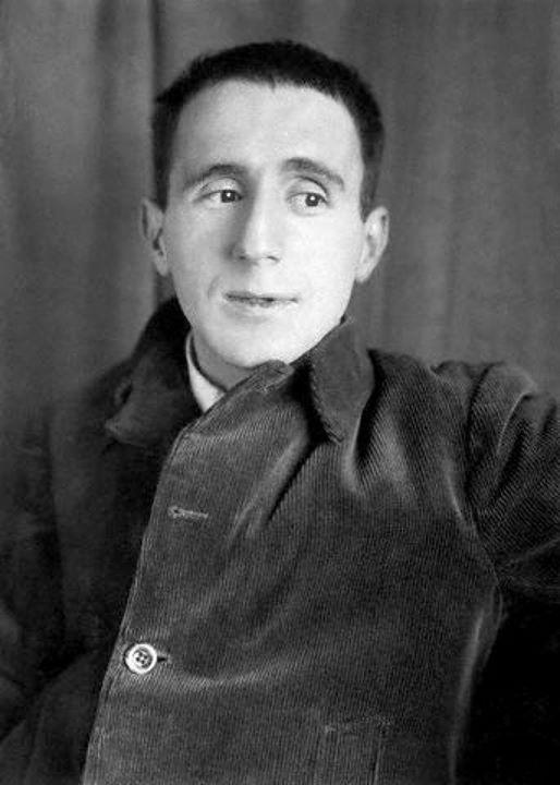Josef Breitenbach Bertolt Brecht, 1930's