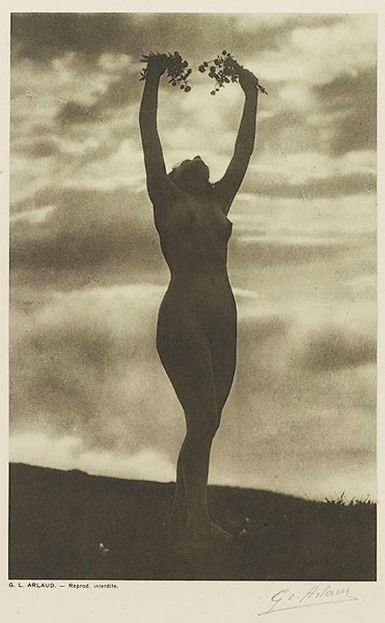 Etude G. L Arlaud -Le Sommet, from Vingt Études de Nu en Plein Air, 1920