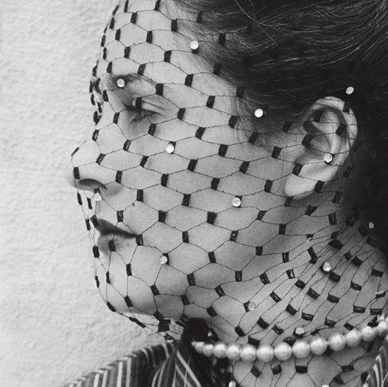 John Gutmann-Rhinestones and Pearls( gerrie von pribosic gutmann), 1954