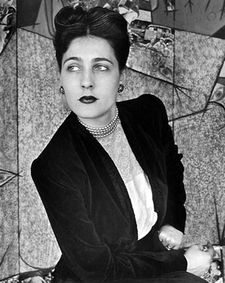 John Gutmann, The Cigarette, ( gerrie von pribosic gutmann),1950
