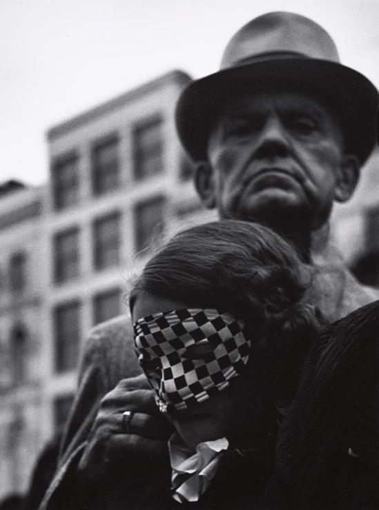John Gutmann-The Father, New Orleans, 1937