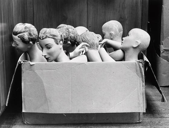 John Gutmann-The trip, 1955