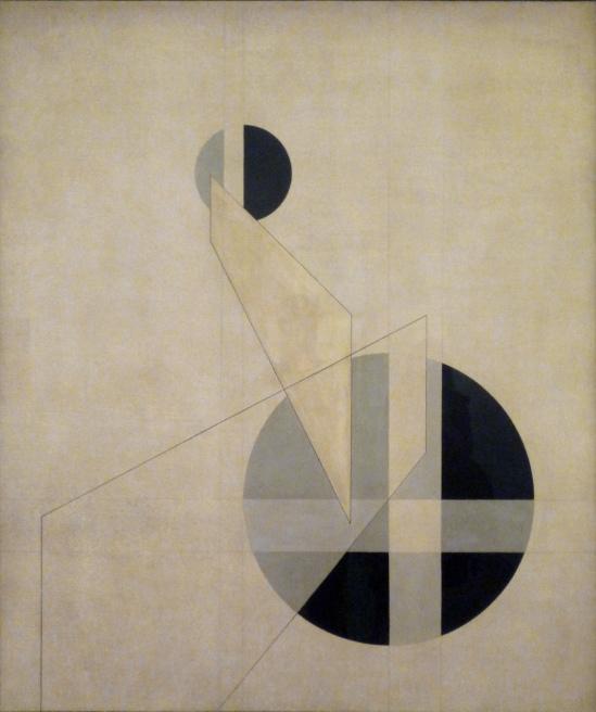 László Moholy-Nagy -Composition A.XX, , 1924