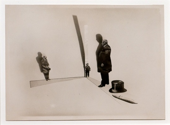 László Moholy-Nagy – The benevolent gentleman, 1924 Gemeentemuseum Den Haag