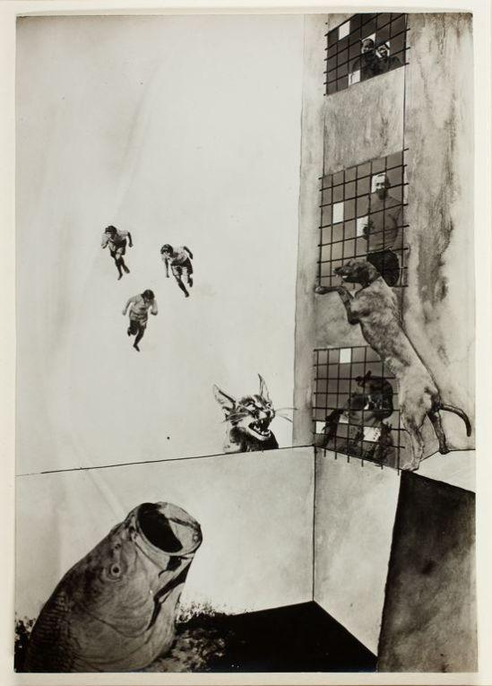 László Moholy-Nagy- The Mavericks II (Die Eigenbrötler II), 1927