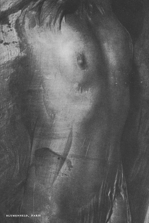 Erwin Blumenfeld6 Nude Wet, published in The Coronet Magazine, March 1938, taken in 1937