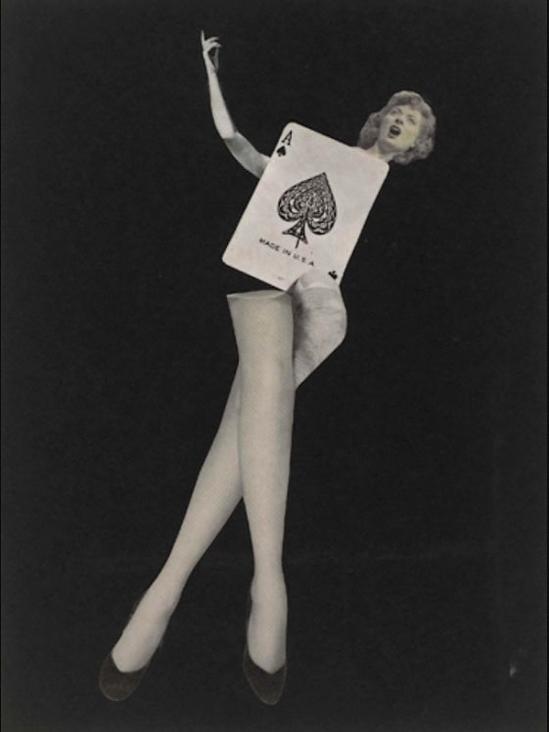 Okanoue Toshiko- Star, 1951 Works 1950-1956),from Drop of Dreams Nazraeli Press 2002