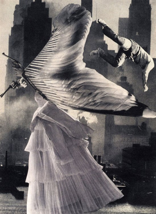 Okanoue Toshioko-A Trait Angel , 1954, from Drop of Dreams (2)