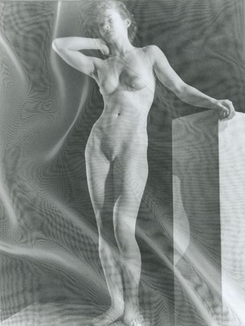 Pierre Boucher, Female Nude, 1935
