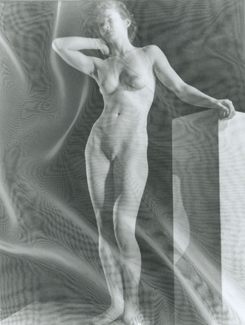 Pierre Boucher, Female Nude, 1935