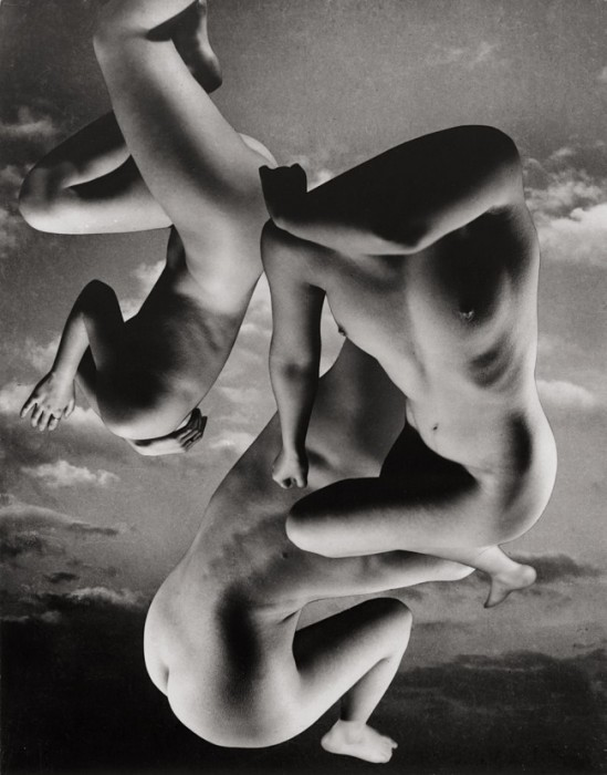 Pierre Boucher- La chute des corps, 1936