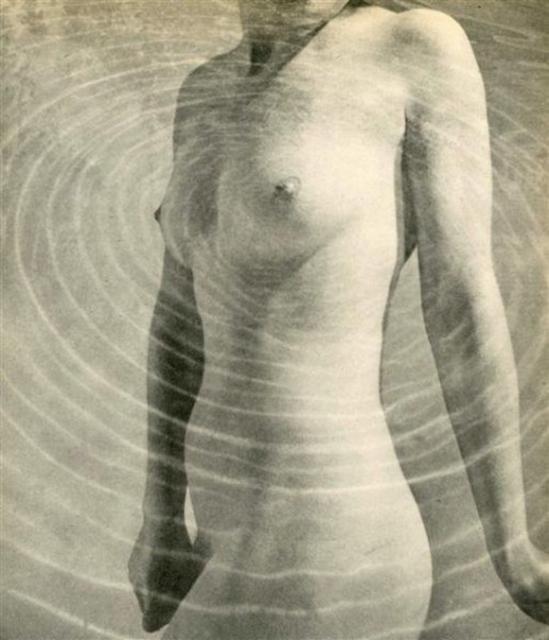 Pierre Boucher- Les Fantasmagories du Nu #1, 1937