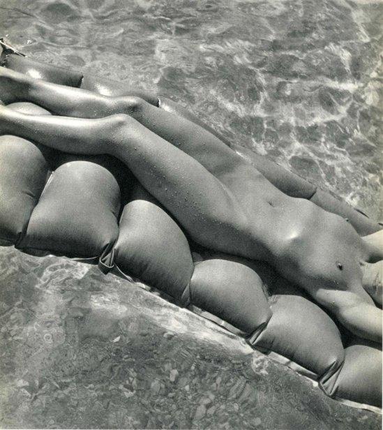 Pierre Boucher - Les Fantasmagories du Nu #15A, 1936.