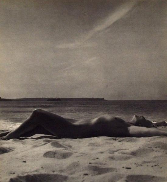 Pierre Boucher- Nu #06, 1933
