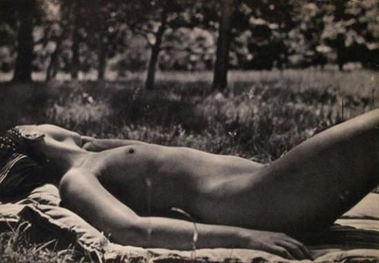 Pierre Boucher- Nu #19, .1936