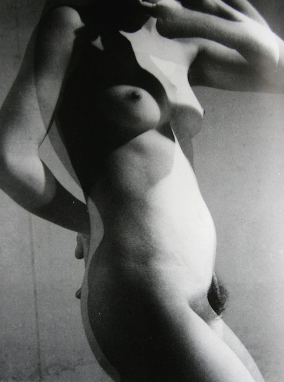 Pierre Boucher - Nu, 1937