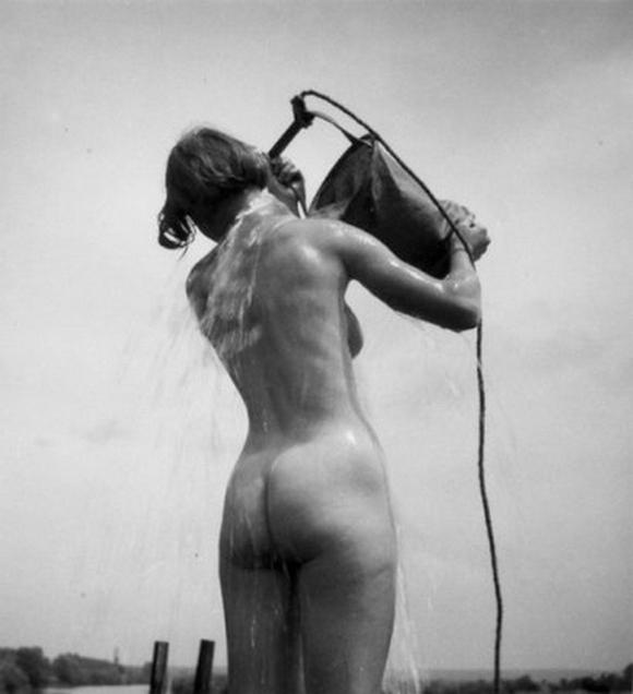Pierre Boucher - Untitled, Nu, 1935.