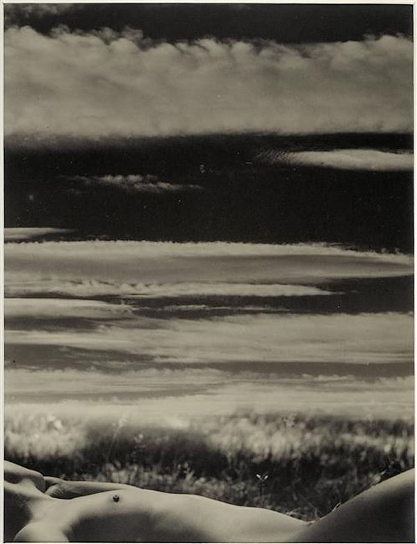 Pierre Boucher - Nu couché 1935