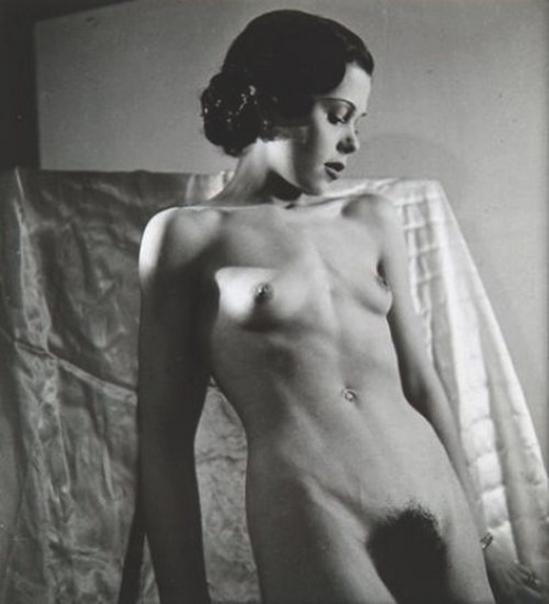 Pierre Boucher -Nu féminin, 1936