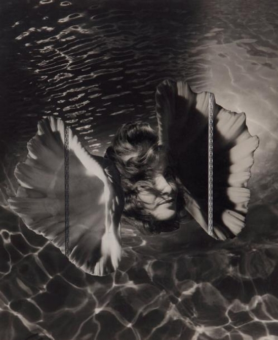 Pierre Boucher- Ondine, 1937 photomontge