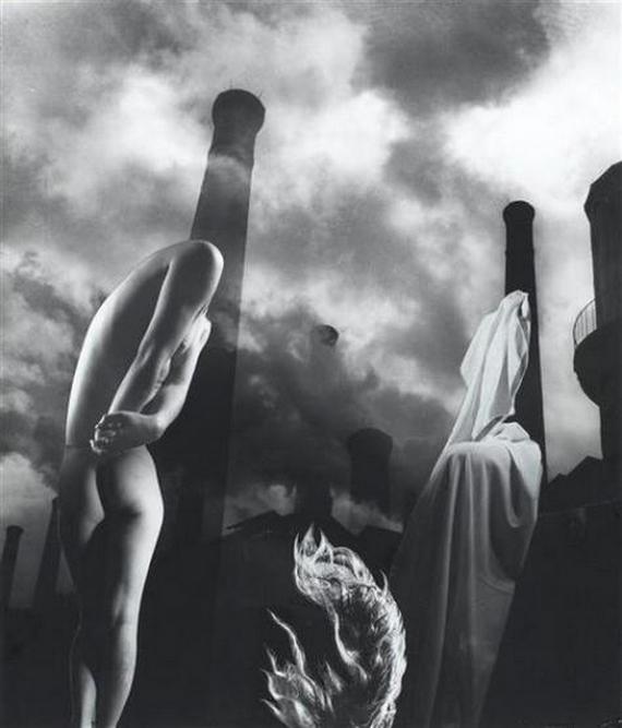 Pierre-Boucher-Photomontage La revolte, 1936