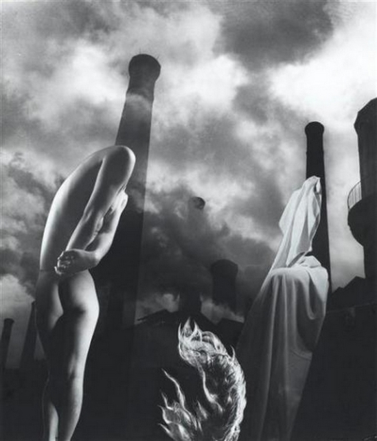 Pierre-Boucher-Photomontage La revolte, 1936