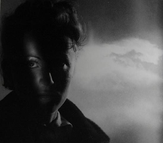 Pierre Boucher - Regard de Janine ( prévert) , 1938