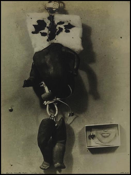 Raoul Ubac- Objet, 1935