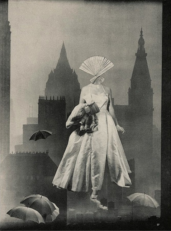 Toshiko Okanoue -Dreams visite at the night, 1951 from Drop of dreams
