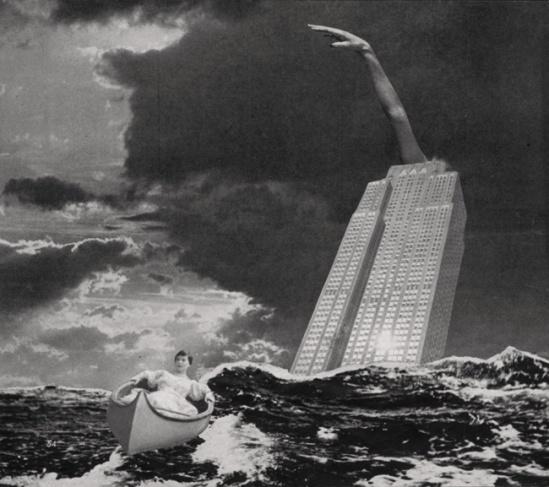 Toshiko Okanoue- Drifting, 1950