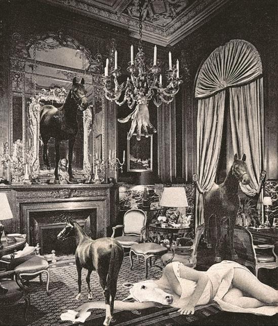 Toshiko Okanoue - Fantasy, 1953, from Drop of Dreams