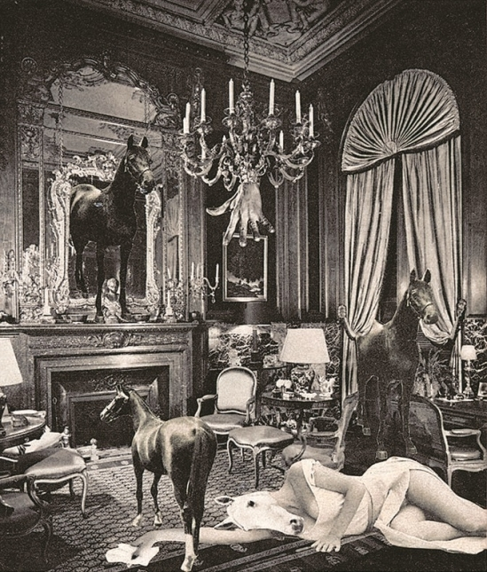 Toshiko Okanoue - Fantasy, 1953, from Drop of Dreams