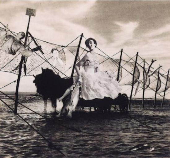 Toshiko Okanoue -Kill, 1955, from Drop of Dreams