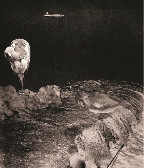 Toshiko Okanoue - Ophelie, 1955,from The Miracle of Silence, Nazraeli Press, 2007