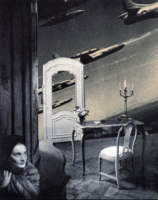 Toshiko Okanoue-Premonition, 1954, from The Miracle of Silence, Nazraeli Press, 2007
