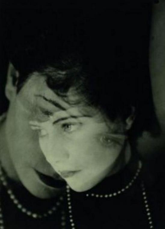 Umbo (Otto Umbehr)- Simultaneous portrait, 1927