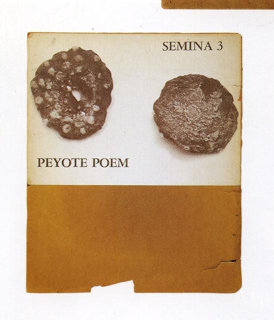 Wallace Berman- Semina 3,