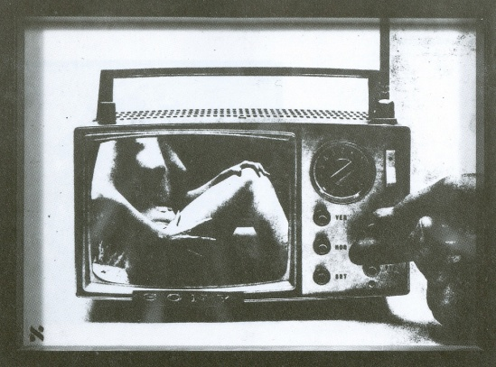 Wallace Berman Untitled (TV), 1964 1