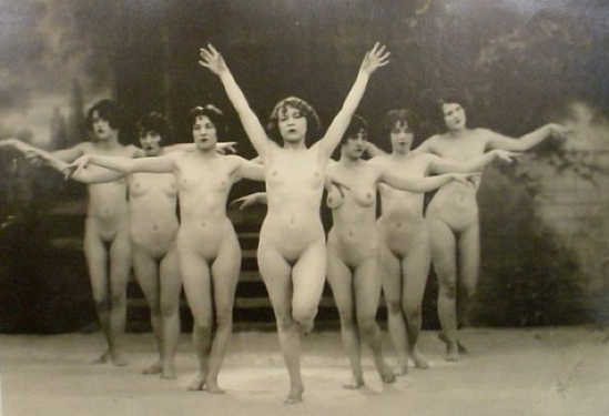 Albert Arthur Allen- Study from The Model- 1925 (3)
