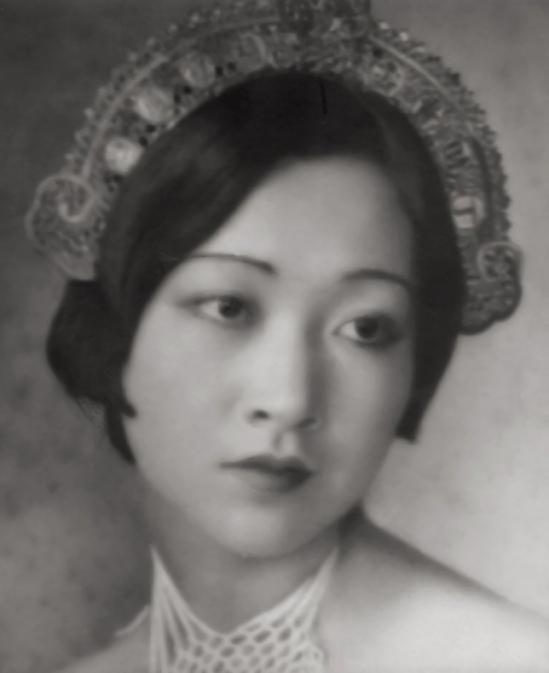Emil Otto ('E.O.') HoppÈ, Anna Mae Wong, 1926
