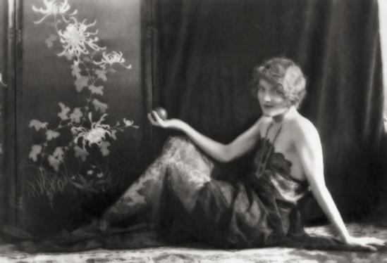 Emil Otto ('E.O.') HoppÈ, Dorothy Dickson, 1925