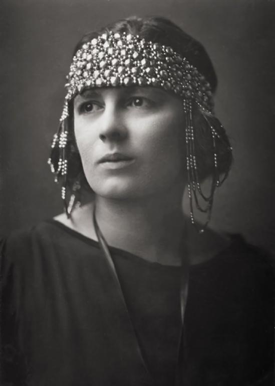 Emil Otto ('E.O.') HoppÈ, Rebecca West 1923